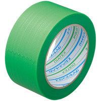 パイオランクロス粘着テープ 塗装養生用 グリーン 養生テープ 幅50mm×25m巻 Y-09-GR ダイヤテックス 1セット(150巻:30巻入×5箱)
