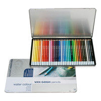 サクラクレパス ゴッホ水彩色鉛筆36M T9774-0036(直送品)