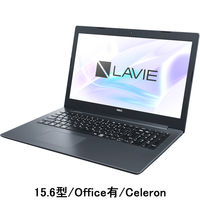 NEC 15.6型ノートPC LAVIE Direct PC-GN11FLRLD-AS4H(Celeron/Office有) 1台