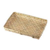 竹製 四ツ目タラシ 15-515 小 ATL162 萬洋(取寄品)