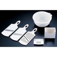 スプラッシュ ボール付野菜調理器セット SPB-01 CYS1401 下村工業 (取寄品)