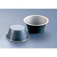 カップケーキ焼型 プリンタイプ D-036 LL WPL06036 霜鳥製作所(取寄品)