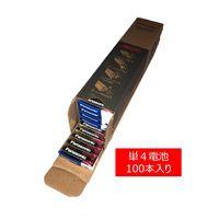 パナソニック アルカリ乾電池 単4形 業務用パック 1箱(100本)