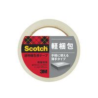 スコッチ 透明梱包用テープ軽量物用 309SN