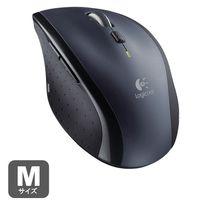 ロジクール(Logicool) 無線ワイヤレスマウス Marathon Mouse M705t ブラック レーザー式/8ボタン/3年保証/高速スクロール対応