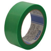 積水化学工業 養生テープ マスクライトテープ No.730 緑 幅38mm×長さ25m巻 1巻