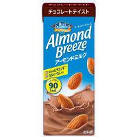 ポッカサッポロ アーモンド・ブリーズ チョコレートテイスト 200ml 1箱(24本入)