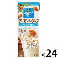 ポッカサッポロ アーモンド・ブリーズ 砂糖不使用 200ml 1箱(24本入)