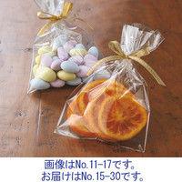 福助工業 オーピーパックC(シールなし) No.15-30 1セット(1000枚:100枚入×10袋)