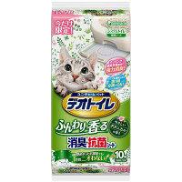 デオトイレ 消臭・抗菌シート ボタニカルの香り 1袋(10枚入) ユニ・チャーム