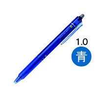 フリクションボールノック 1.0mm 青 消せるボールペン LFBK-23M-L パイロット