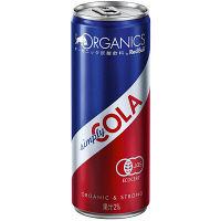オーガニックス・バイ・レッドブル シンプリーコーラ 250ml 1箱(24缶)