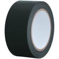 APMジャパン カラー布粘着テープ No.240 0.24mm厚 黒(ブラック) 幅50mm×長さ25m巻 1セット(5巻:1巻×5)