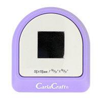 カール事務器 メガジャンボクラフトパンチ スクウェアー(25mm) CN45002 2個(直送品)