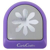 カール事務器 メガジャンボクラフトパンチ デイジー CN45104 2個(直送品)
