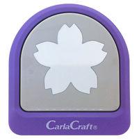 カール事務器 メガジャンボクラフトパンチ サクラ CN45108 2個(直送品)