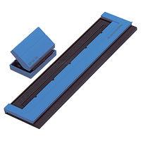 カール事務器 ゲージパンチ ブルー B5サイズ26穴 GP-26-B 1個