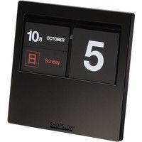 カール事務器 パネルカレンダー ブラック PC-380-K 2個(直送品)