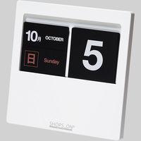 カール事務器 パネルカレンダー ホワイト PC-380-W 2個(直送品)