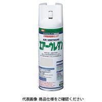 イサム塗料(ISAMU) エアーウレタン 315ML アンダーシルバー 4957945980194(直送品)