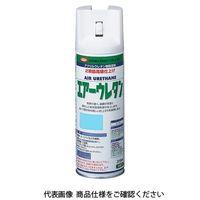 イサム塗料(ISAMU) エアーウレタン 315ML アクアブルー 4957945980453 1セット(1890mL:315mL×6本)(直送品)