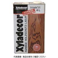 武田薬品工業 キシラデコール 4L 102ピニー 4987123743006 1セット(8000mL:4000mL×2缶)(直送品)