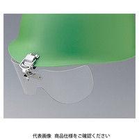 理研オプテック 保護めがね NSK-117M 回転式 クリア 取付型/度付き 1セット(5個)(直送品)