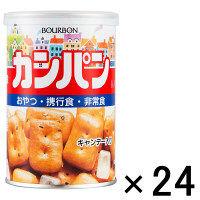 <LOHACO> 【アウトレット】ブルボン 缶入カンパン(キャップ付) 1セット(24缶)画像