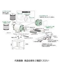 オーム電機(OHM) 1次フィルタ OMC-F105-F10 1セット(10枚) (直送品)