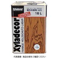 武田薬品工業 キシラデコール 16L 101カラレス 4987123742269 1缶(16000mL)(直送品)