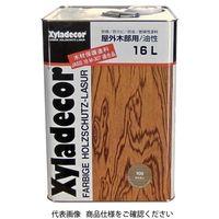 武田薬品工業 キシラデコール 16L 105カスタニ 4987123742313 1缶(16000mL)(直送品)