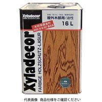 武田薬品工業 キシラデコール 16L 106タンネングリーン 4987123742337 1缶(16000mL)(直送品)