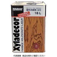 武田薬品工業 キシラデコール 16L 107マホガニ 4987123742344 1缶(16000mL)(直送品)