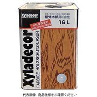 武田薬品工業 キシラデコール 16L 116ブルーグレイ 4987123375979 1缶(16000mL)(直送品)