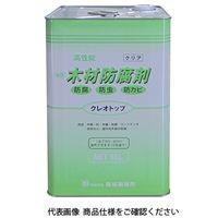 吉田製油所 クレオトップ 16L クリヤー 4932292007084 1缶(16000mL)(直送品)