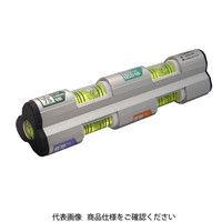 アックスブレーン AX コンパクトスロープレベル(マグネット付) SLE-12KM 1セット(2本) (直送品)