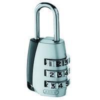 ABUS ナンバー可変式南京錠 155/20 1セット(5個:1個×5)