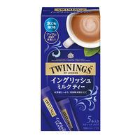 片岡物産 トワイニング インスタント イングリッシュミルクティー 1箱(5本)