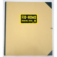 ミューズ ホモドローイングブック AP-9 H-F10 760009 5個(直送品)