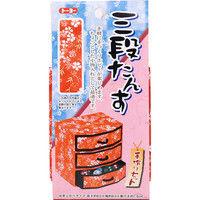 トーヨー 手作りセット 三段タンス(1コ入)