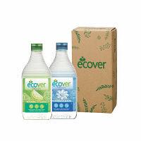 エコベール洗剤ギフト(食器用洗剤レモン450ml×1本食器用洗剤カモミール450ml×1本) 1セット