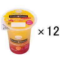 フルーツ&ビューティー ビタミンCin オレンジとラズベリーソース 165g