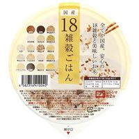パックごはん 国産18雑穀ごはん 24食 アイズ 包装米飯