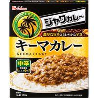 ハウス食品 レトルトジャワカレー キーマ 150g 1個