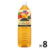 アサヒ飲料 バヤリース ホテルブレックファースト アップル100 1箱(8本入)