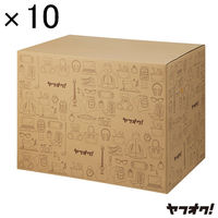 ヤフオク!160サイズ ダンボール箱(10枚入)横64 ×縦45.5×高50cm