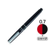 トンボ鉛筆 多機能ペンズーム505ブラック SB-TCZA11(直送品)