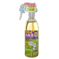 中島商事 トヨチュー 犬猫よけ消臭液スプレー 400mL 1箱(30本入)(取寄品)