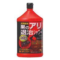 【園芸用品】中島商事 トヨチュー 天然殺虫 巣のアリ退治シャワー 1L 1箱(16本入)(取寄品)