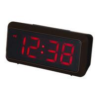 ノア精密 LED時計 ドム 1個